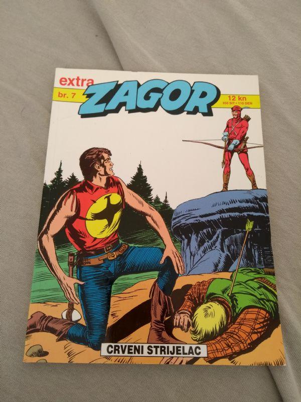ZAGOR EXTRA 7.