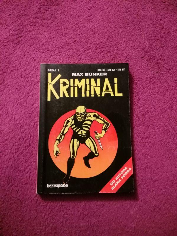 Kriminal Bookglobe br. 2