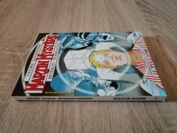 Martin Mystere 75 - Odbrojavanje minus jedan (Strip agent)