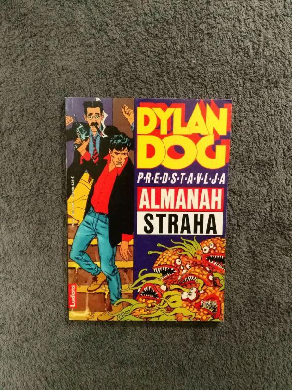 Dylan Dog Ludens Alamanah straha br. I (5/5-)