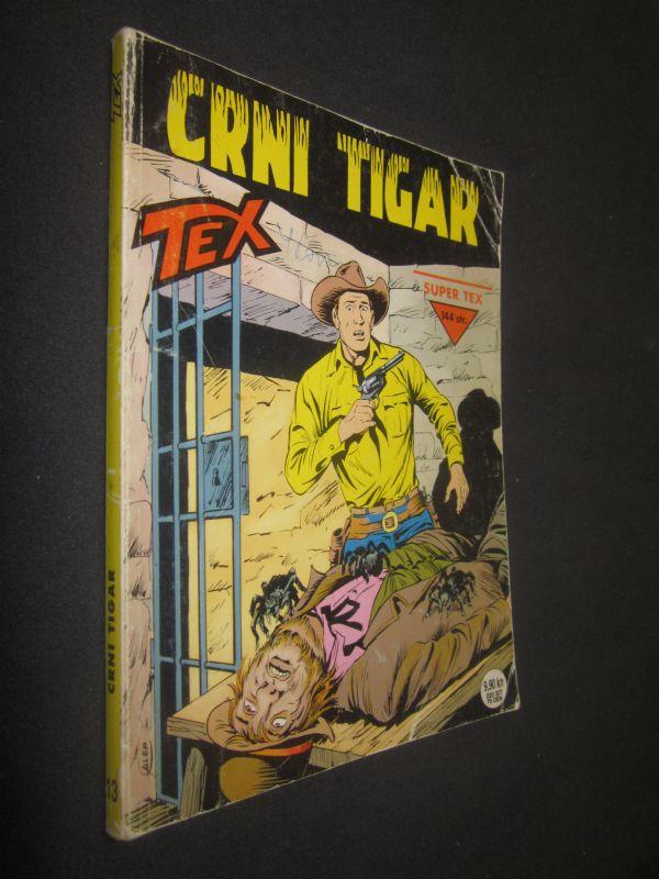 TEX 13. Crni Tigar