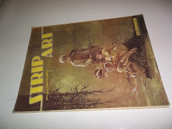 STRIP ART novije izdanje broj 36