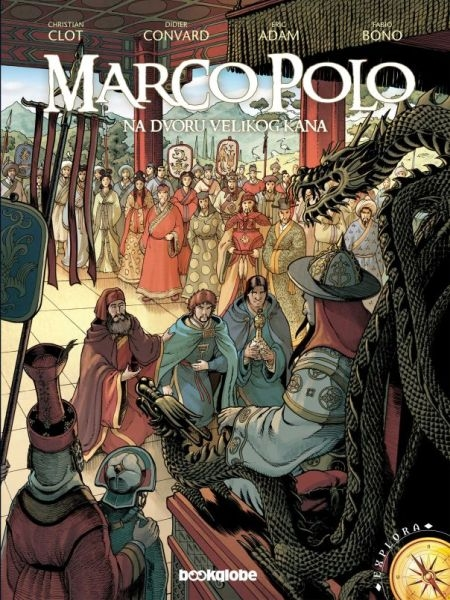 MARCO POLO (Strip album HC) br. 2