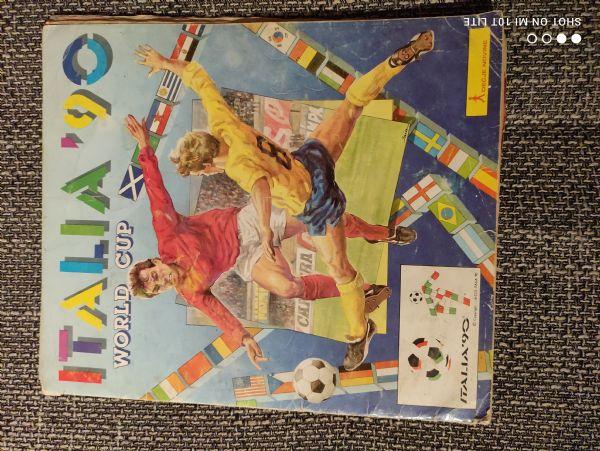 Italia'90 Dećje novine