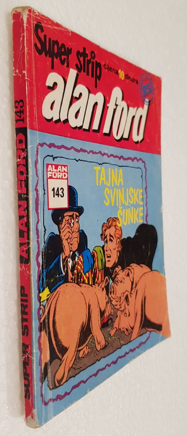ALAN FORD br. 143