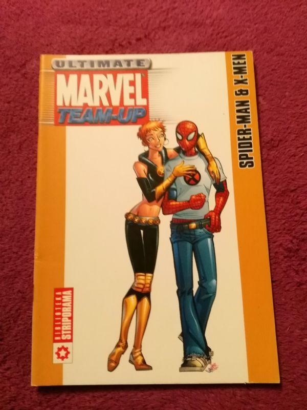 Ultimate Marvel Team - up Spider-man & x-men/Spider-man&Fantastična četvorka