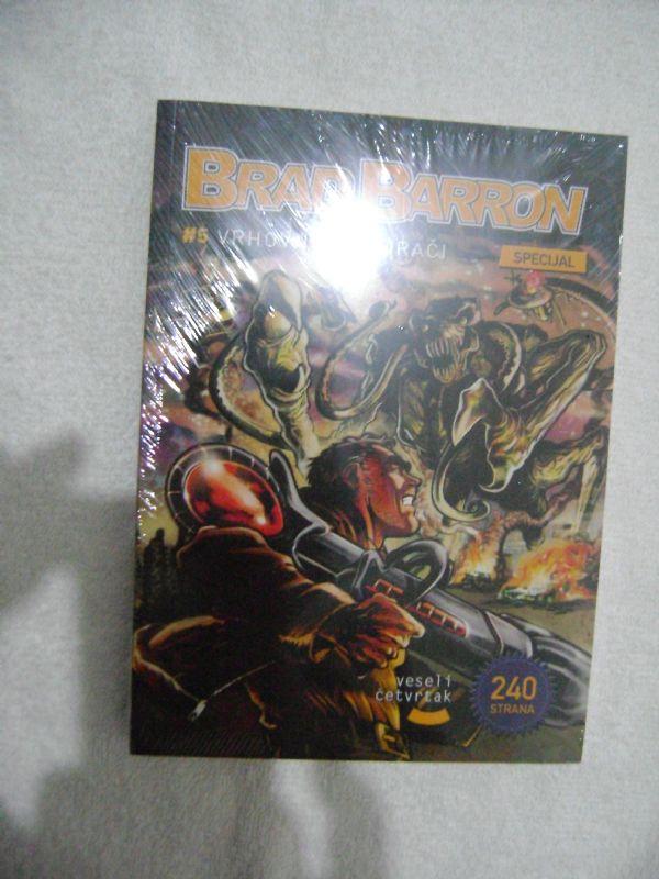 BRAD BARROON SPECIJAL 5 - VESELI ČETVRTAK