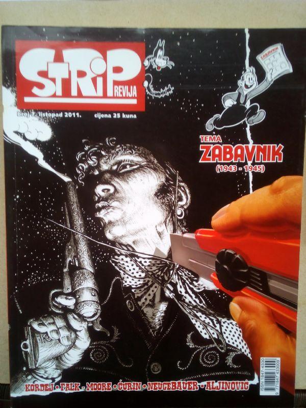 STRIP REVIJA BR. 7, Stripforum,