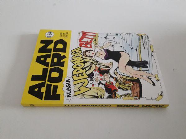 Alan Ford SA klasik 174 - Ljeponoga Betty