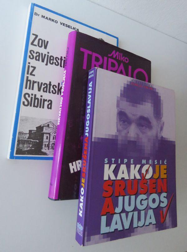 M.Veselica - Tripalo -Mesić