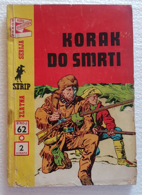 ZS 62. Korak do smrti
