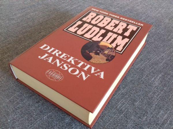 DIREKTIVA JANSON - Robert Ludlum
