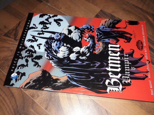 DARKWOOD - BATMAN - VAMPIR