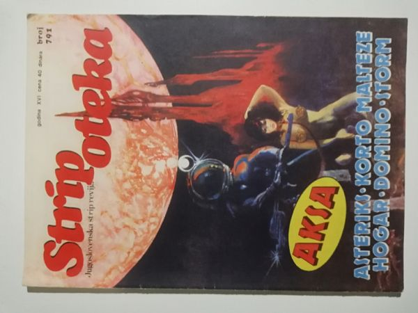 Stripoteka 791 (Marketprint)