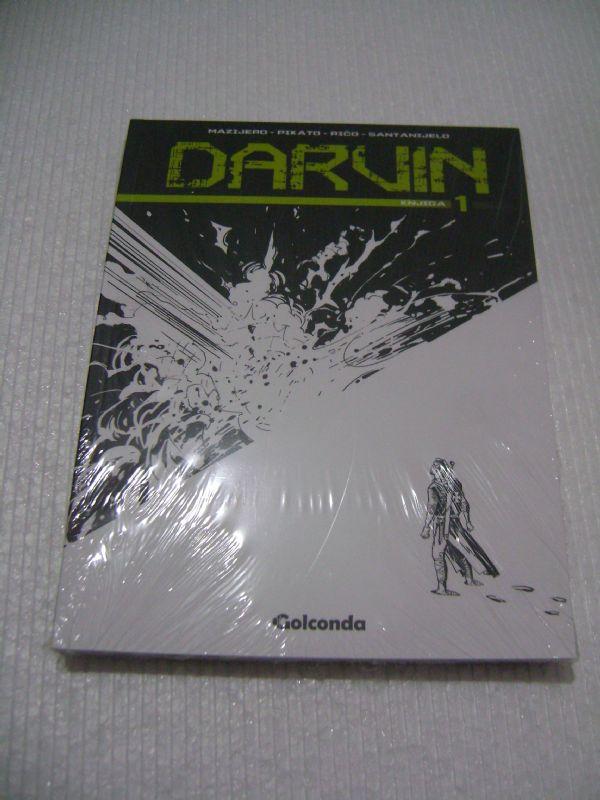 DARVIN 1 - GOLCONDA