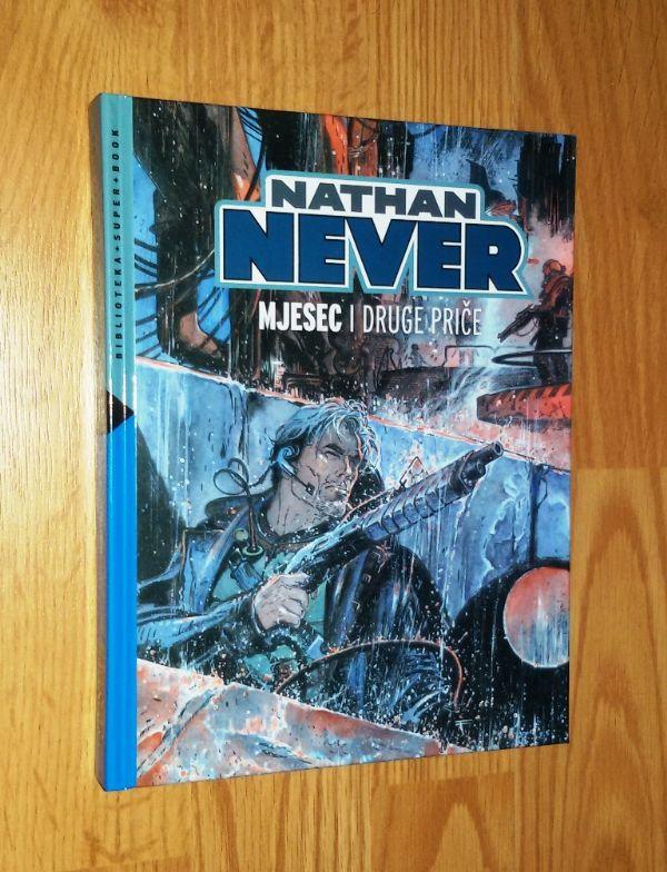 Nathan Never - Libellus Super Book 11 - Mjesec i druge priče