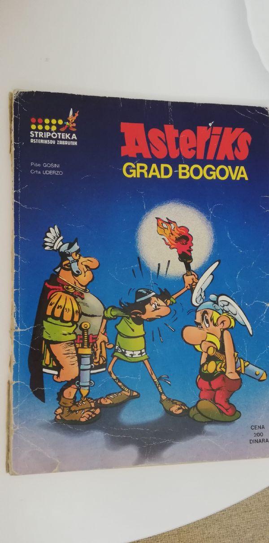 Asterix Grad bogova