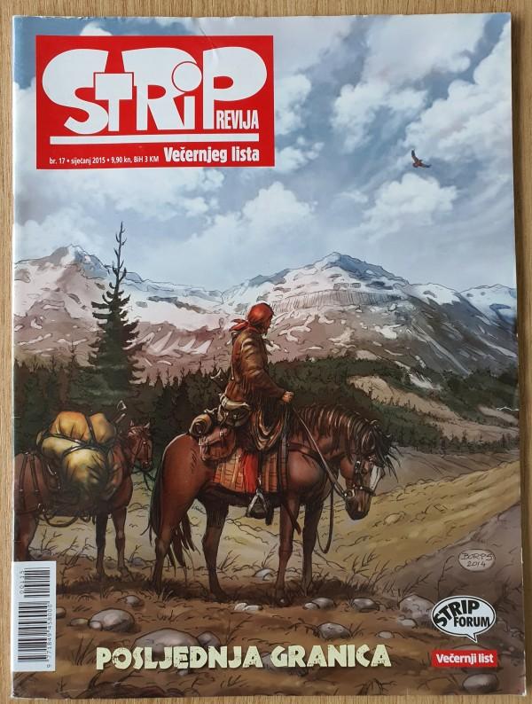 Strip revija 17 (Večernji list)