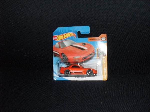 MAZDA RX-7 ´95 - car legend hot wheels