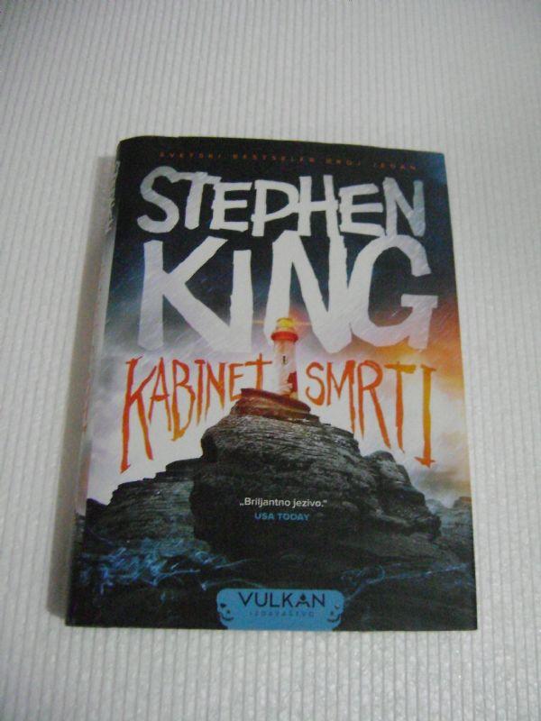 KABINET SMRTI - STEPHEN KING - VULKAN