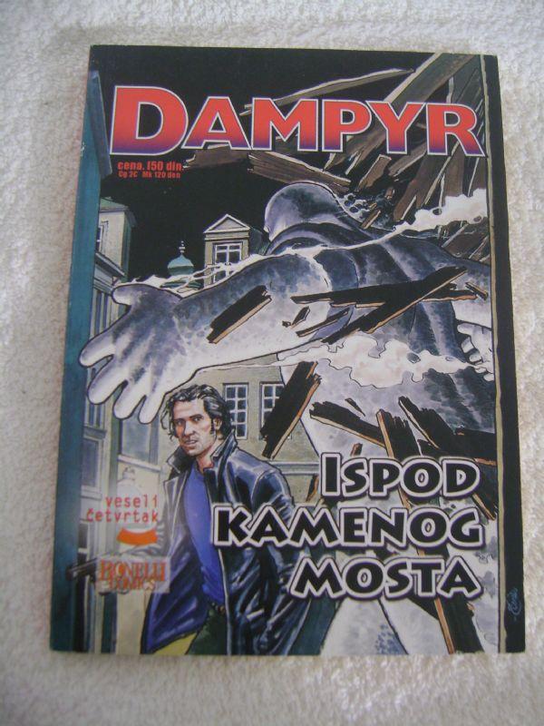 DAMPYR 5 - ISPOD KAMENOG MOSTA - VESELI ČETVRTAK