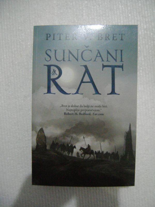 SUNČANI RAT  - PITER V. BRET - LAGUNA