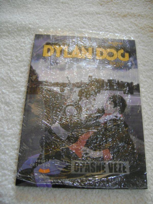 DYLAN DOG 73 - OPASNE VEZE - VESELI ČETVRTAK