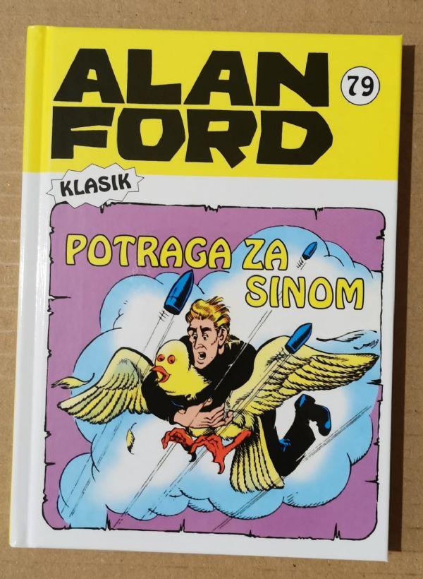 ALAN FORD KLASIK (Tvrde korice) br. 79