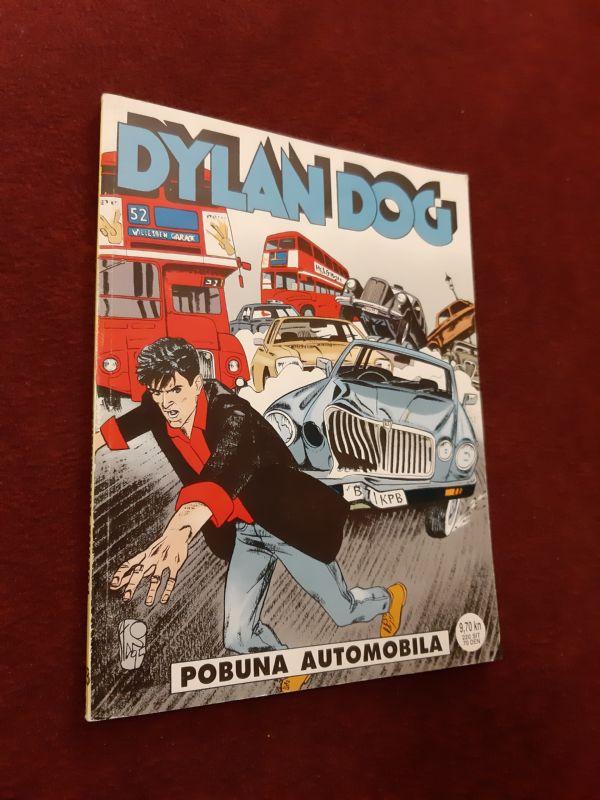 Dylan Dog SD br. 28 - Pobuna automobila