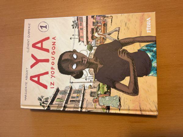 Aya iz Yopougona 1 - Fibra