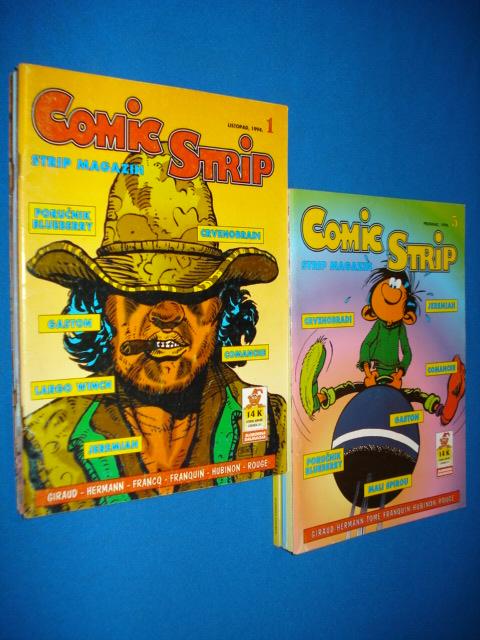 COMIC STRIP 11 brojeva