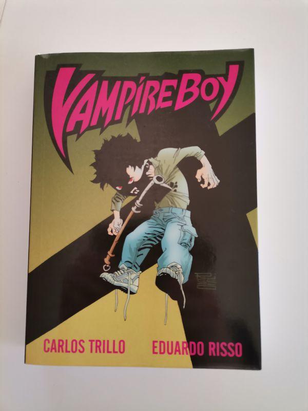 Vampire Boy (SC-Dark Horse)