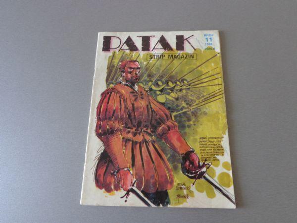 PATAK Br 11  1988 GOD.  ( 4+ )
