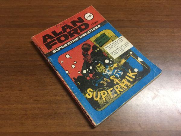 Alan Ford ssb 26