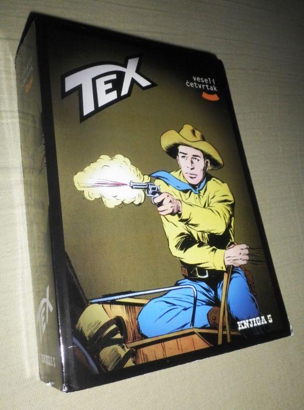 Tex vč. knjiga 5