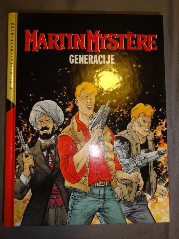 Superbook 3: Generacije  (5)