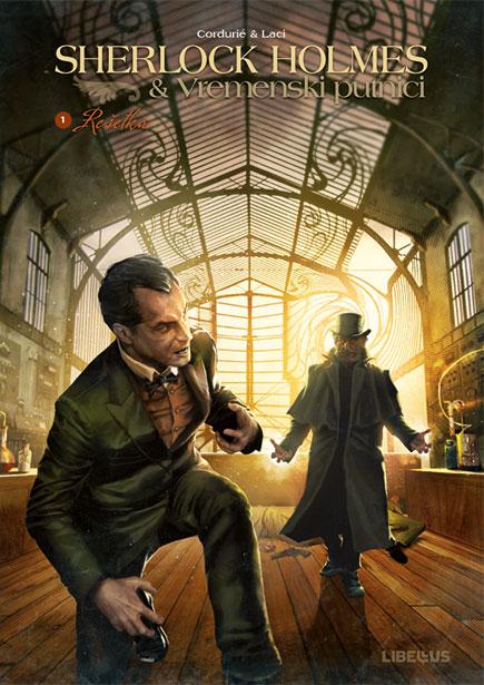 Sherlock Holmes & Vremenski putnici - LIBELLUS br. 1