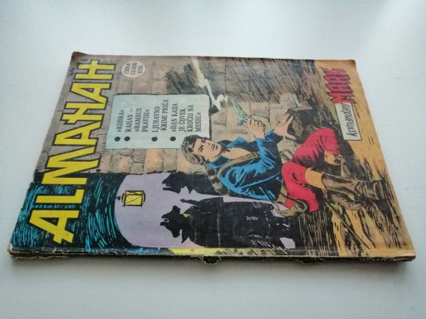Almanah 4 - Komandant Mark (Dnevnik)