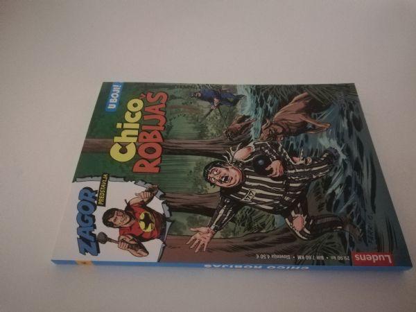 Chico kolor 14 - Chico robijaš (Ludens)