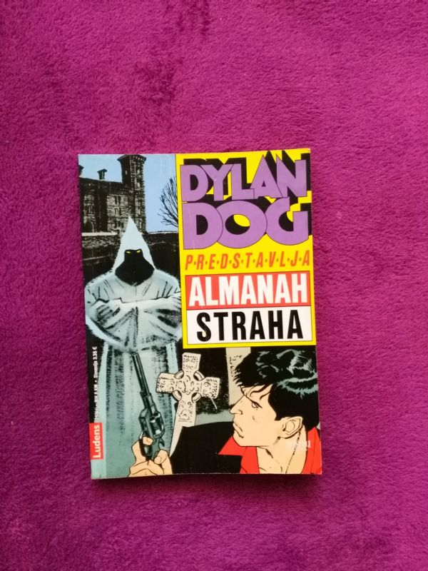 Dylan Dog Ludens Almanah straha br. II (4+)