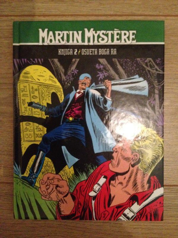 Martin Mystere Libellus 2 - Osveta Boga Ra