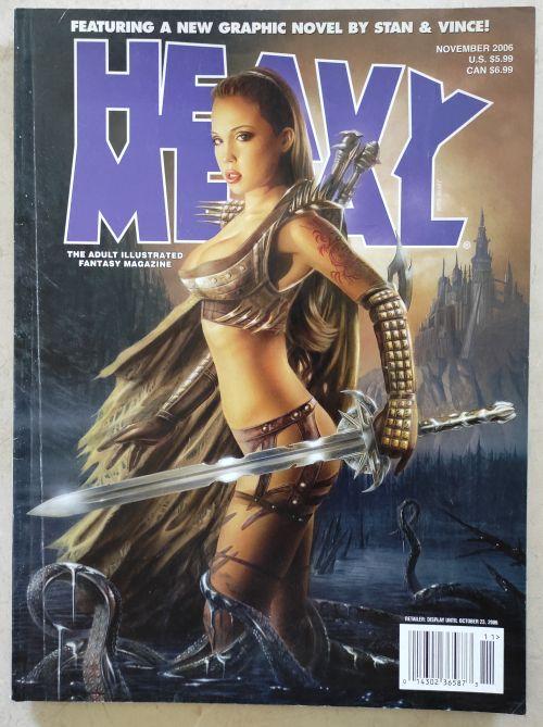 Heavy Metal Nov 06