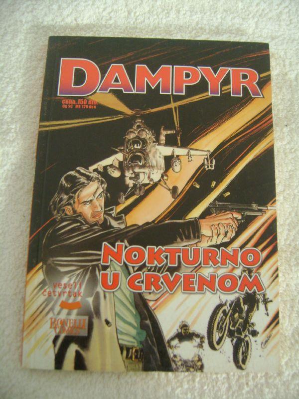 DAMPYR 4 - NOKTURNO U CRVENOM - VESELI ČETVRTAK