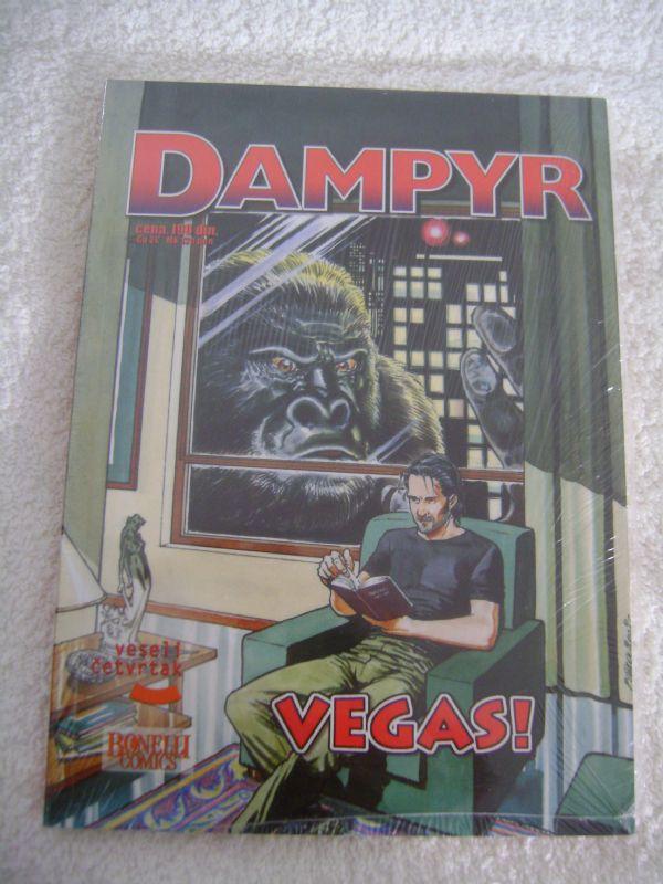 DAMPYR 30 - VEGAS! - VESELI ČETVRTAK