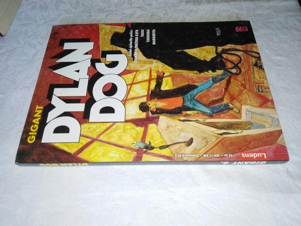 DYLAN DOG- gigant- 4 priče