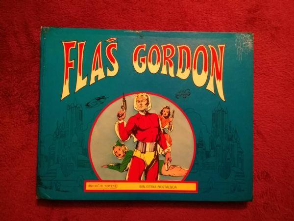 Flaš Gordon Knjiga prva Dečje novine (4+)