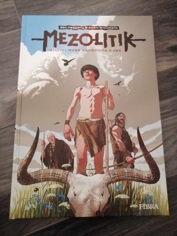 MEZOLITIK (kolorka specijal br.22) - Fibra