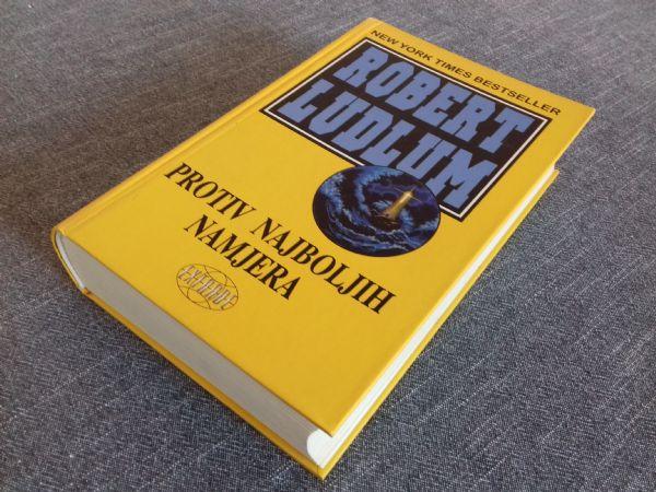 PROTIV NAJBOLJIH NAMJERA - Robert Ludlum