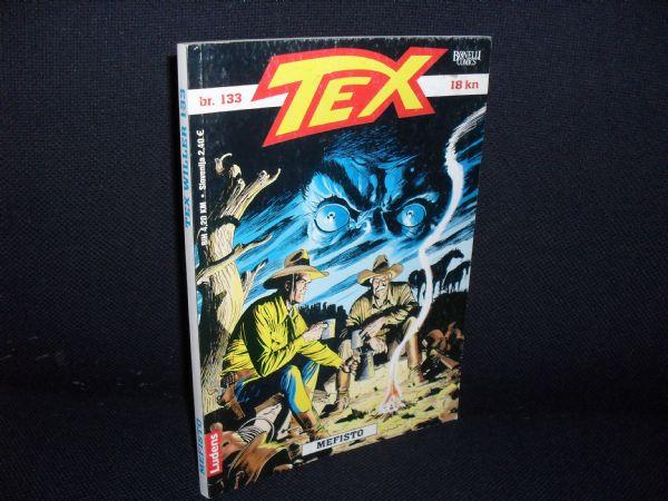 TEX br. 133 - MEFISTO (5/+5)