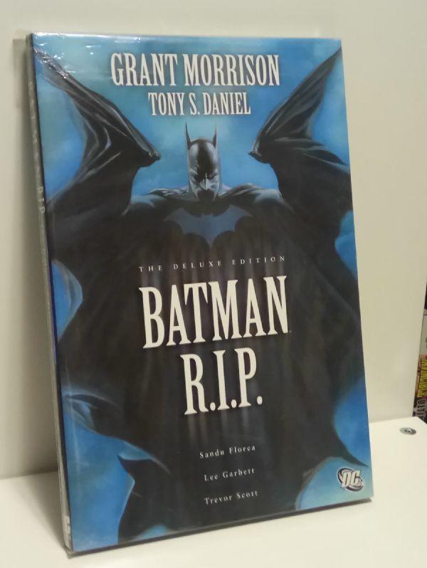 Batman RIP Deluxe HC